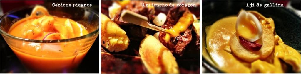 Gastrobar Peruanoen Madrid